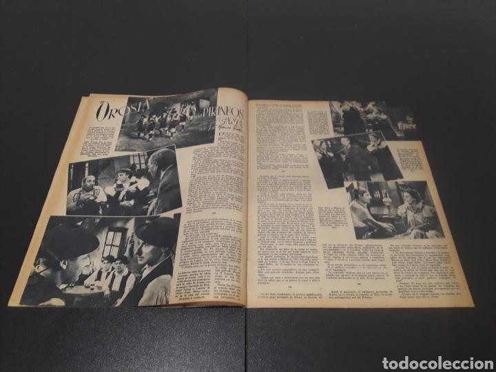 Cine: N° 173. AÑO 1944. BLANCA DE SILOS, FLORIÁN REY, COLOMBÍ, RAFAEL CALVO, PEPE NIETO, JAMES WEST, ROSIT - Foto 6 - 243118005