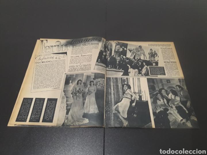 Cine: N° 173. AÑO 1944. BLANCA DE SILOS, FLORIÁN REY, COLOMBÍ, RAFAEL CALVO, PEPE NIETO, JAMES WEST, ROSIT - Foto 8 - 243118005