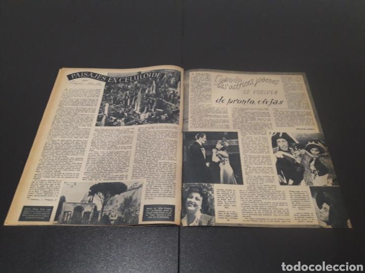 Cine: N° 173. AÑO 1944. BLANCA DE SILOS, FLORIÁN REY, COLOMBÍ, RAFAEL CALVO, PEPE NIETO, JAMES WEST, ROSIT - Foto 10 - 243118005