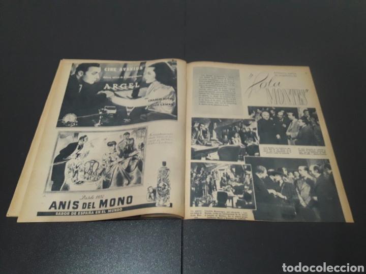 Cine: N° 173. AÑO 1944. BLANCA DE SILOS, FLORIÁN REY, COLOMBÍ, RAFAEL CALVO, PEPE NIETO, JAMES WEST, ROSIT - Foto 11 - 243118005