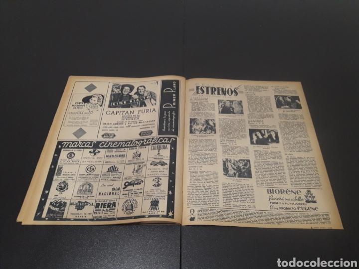 Cine: N° 173. AÑO 1944. BLANCA DE SILOS, FLORIÁN REY, COLOMBÍ, RAFAEL CALVO, PEPE NIETO, JAMES WEST, ROSIT - Foto 12 - 243118005