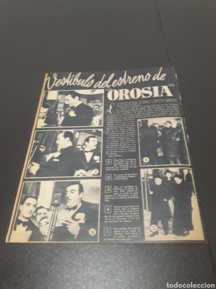 Cine: N° 173. AÑO 1944. BLANCA DE SILOS, FLORIÁN REY, COLOMBÍ, RAFAEL CALVO, PEPE NIETO, JAMES WEST, ROSIT - Foto 13 - 243118005