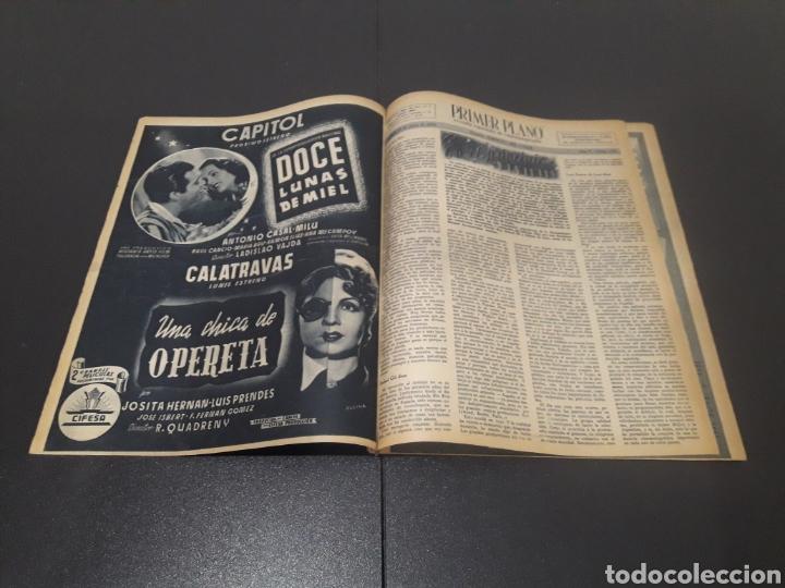 Cine: N° 170. AÑO 1944. ANA MARISCAL, PEPE NIETO, LORETTA YOUNG, ANTÓN WOLWRUCK, RAFAEL GIL, CHARLES RAY, - Foto 2 - 243118995
