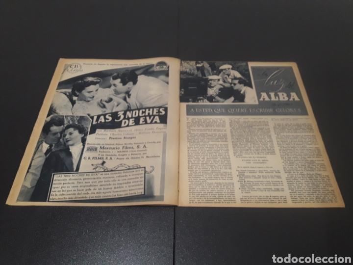 Cine: N° 170. AÑO 1944. ANA MARISCAL, PEPE NIETO, LORETTA YOUNG, ANTÓN WOLWRUCK, RAFAEL GIL, CHARLES RAY, - Foto 5 - 243118995