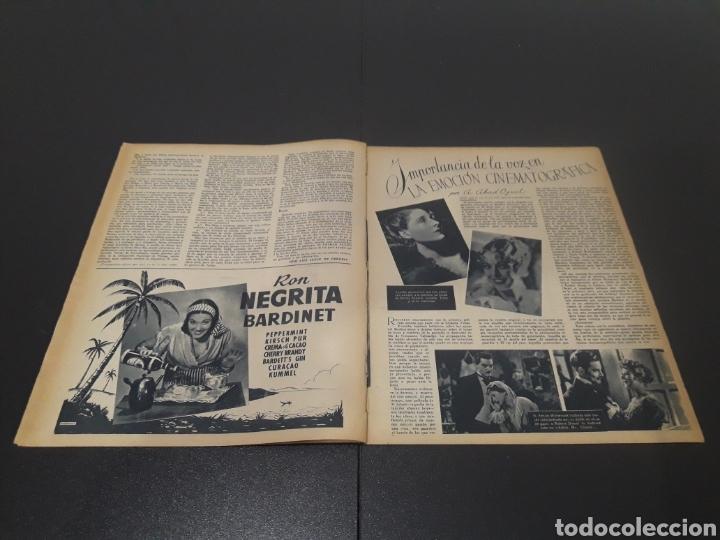 Cine: N° 170. AÑO 1944. ANA MARISCAL, PEPE NIETO, LORETTA YOUNG, ANTÓN WOLWRUCK, RAFAEL GIL, CHARLES RAY, - Foto 6 - 243118995