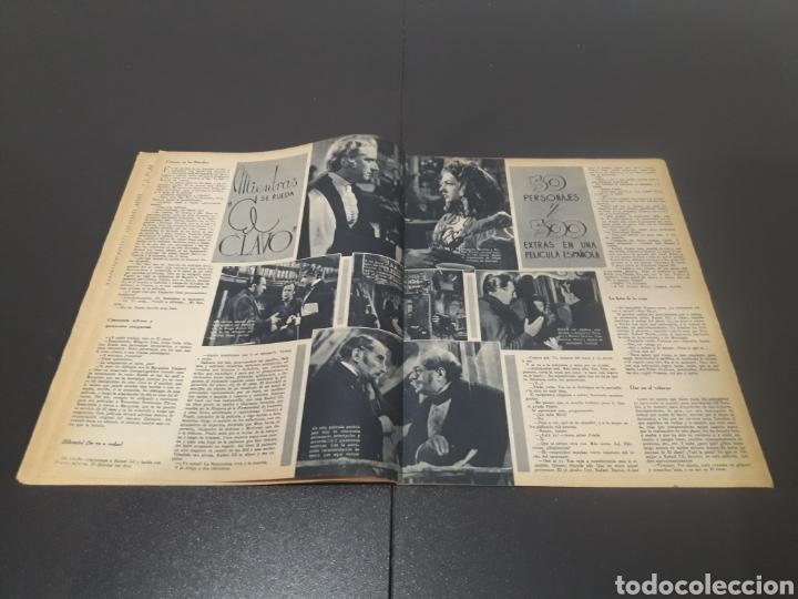 Cine: N° 170. AÑO 1944. ANA MARISCAL, PEPE NIETO, LORETTA YOUNG, ANTÓN WOLWRUCK, RAFAEL GIL, CHARLES RAY, - Foto 7 - 243118995
