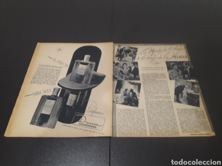 Cine: N° 170. AÑO 1944. ANA MARISCAL, PEPE NIETO, LORETTA YOUNG, ANTÓN WOLWRUCK, RAFAEL GIL, CHARLES RAY, - Foto 10 - 243118995