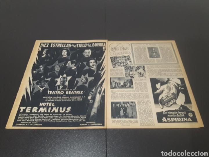 Cine: N° 170. AÑO 1944. ANA MARISCAL, PEPE NIETO, LORETTA YOUNG, ANTÓN WOLWRUCK, RAFAEL GIL, CHARLES RAY, - Foto 11 - 243118995