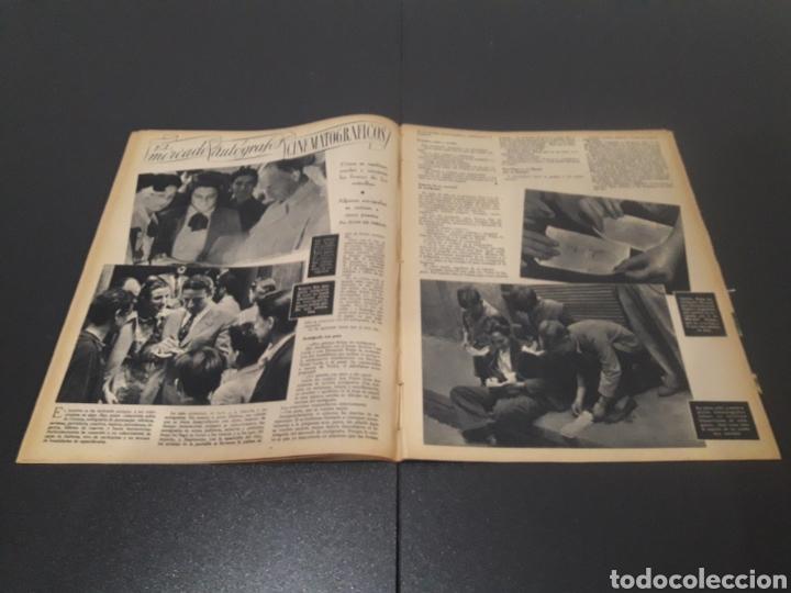 Cine: N° 190. AÑO 1944. KAG WILLIAMS, JOAN FONTAINE, CONCHITA MONTES, LLOBET GARCIA, CONCHITA MONTENEGRO, - Foto 5 - 243119500