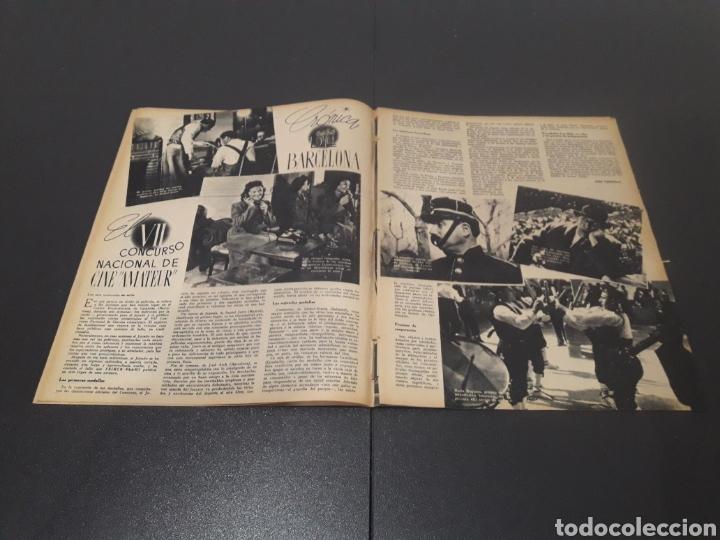 Cine: N° 190. AÑO 1944. KAG WILLIAMS, JOAN FONTAINE, CONCHITA MONTES, LLOBET GARCIA, CONCHITA MONTENEGRO, - Foto 6 - 243119500