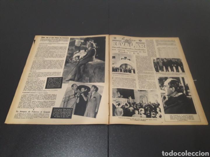 Cine: N° 190. AÑO 1944. KAG WILLIAMS, JOAN FONTAINE, CONCHITA MONTES, LLOBET GARCIA, CONCHITA MONTENEGRO, - Foto 9 - 243119500
