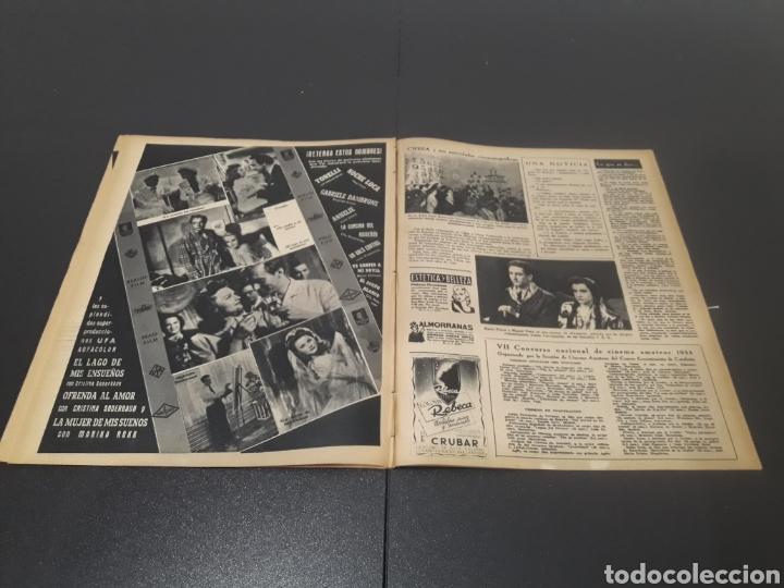 Cine: N° 190. AÑO 1944. KAG WILLIAMS, JOAN FONTAINE, CONCHITA MONTES, LLOBET GARCIA, CONCHITA MONTENEGRO, - Foto 10 - 243119500