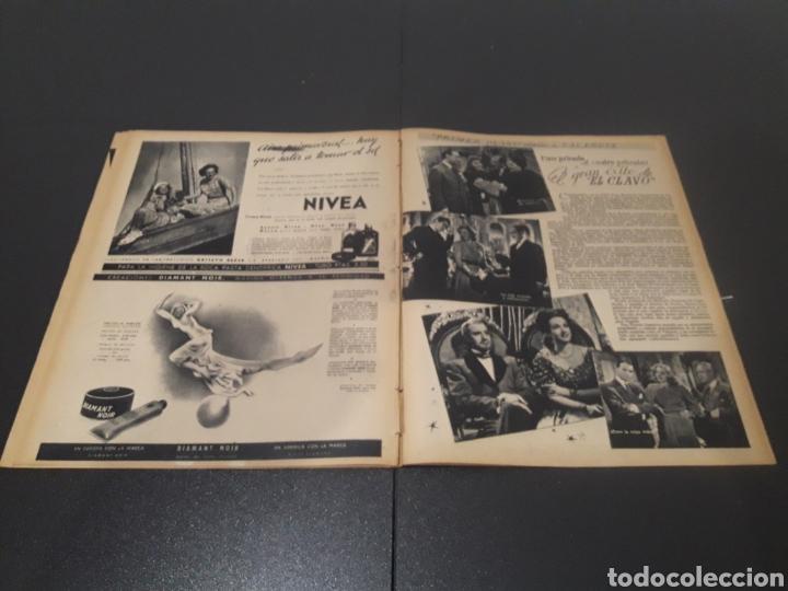 Cine: N° 190. AÑO 1944. KAG WILLIAMS, JOAN FONTAINE, CONCHITA MONTES, LLOBET GARCIA, CONCHITA MONTENEGRO, - Foto 11 - 243119500