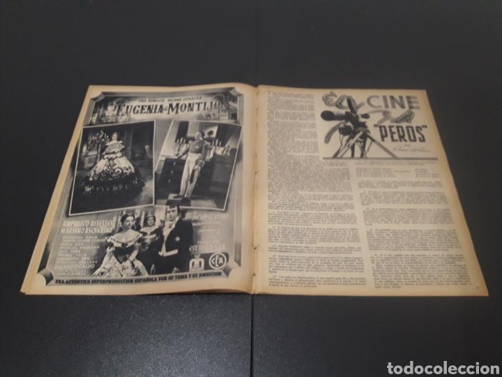 Cine: N° 189. AÑO 1944. PAOLA BARBARA, JOSÉ NIETO, ANGEL DE ANDRES, RUTH BRADY, MAURICE CHEVALIER, ABAD O - Foto 4 - 243120005