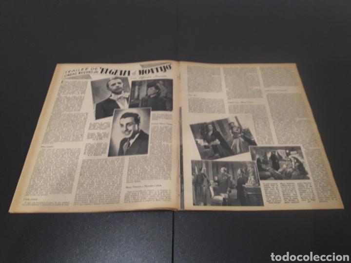 Cine: N° 189. AÑO 1944. PAOLA BARBARA, JOSÉ NIETO, ANGEL DE ANDRES, RUTH BRADY, MAURICE CHEVALIER, ABAD O - Foto 6 - 243120005