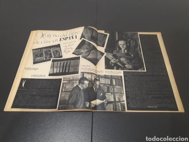 Cine: N° 189. AÑO 1944. PAOLA BARBARA, JOSÉ NIETO, ANGEL DE ANDRES, RUTH BRADY, MAURICE CHEVALIER, ABAD O - Foto 7 - 243120005