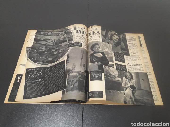Cine: N° 189. AÑO 1944. PAOLA BARBARA, JOSÉ NIETO, ANGEL DE ANDRES, RUTH BRADY, MAURICE CHEVALIER, ABAD O - Foto 8 - 243120005