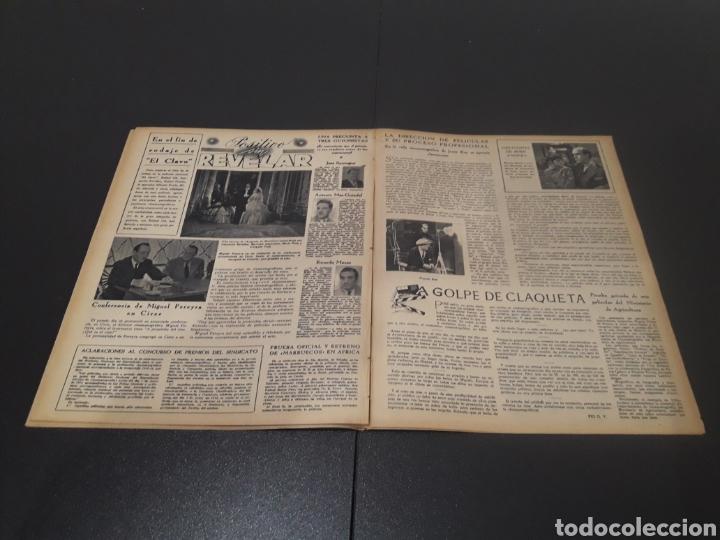 Cine: N° 189. AÑO 1944. PAOLA BARBARA, JOSÉ NIETO, ANGEL DE ANDRES, RUTH BRADY, MAURICE CHEVALIER, ABAD O - Foto 9 - 243120005