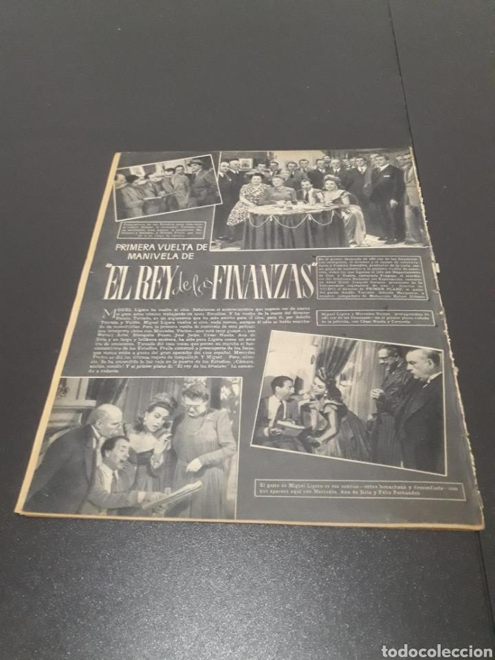 Cine: N° 189. AÑO 1944. PAOLA BARBARA, JOSÉ NIETO, ANGEL DE ANDRES, RUTH BRADY, MAURICE CHEVALIER, ABAD O - Foto 13 - 243120005