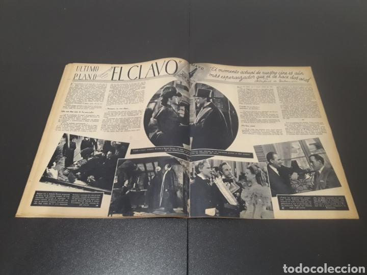 Cine: N° 187. AÑO 1944. ALICIA ROMAY, FUNNYMAN CHAPLIN, CHARLOT, ANA MARISCAL, ELFIE MAYERHOFER, RAFAEL DU - Foto 7 - 243120685