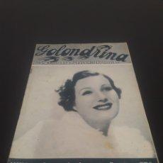Cine: LA GOLONDRINA. N° 70. 12/12/1936.. Lote 243604065