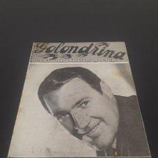 Cine: IAN HUNTER. LA GOLONDRINA. N° 79. 13/02/1937.. Lote 243605675