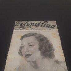 Cine: ANNE SHIRLEY. LA GOLONDRINA. N° 83. 13/03/1937.. Lote 243606205
