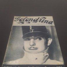 Cine: RAMON NOVARRO. LA GOLONDRINA. N° 16. 14/03/1936.. Lote 243606510