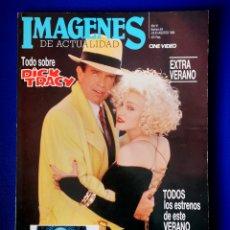 Cine: IMAGENES DE ACTUALIDAD - N°84 - AGOSTO 1990. Lote 243607730