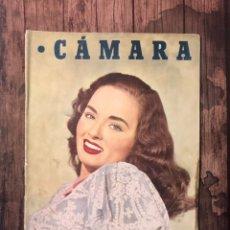 Cine: REVISTA CAMARA, NUMERO 178, JUNIO DE 1950, ( TALLERES RIVADENEYRA ). Lote 243099690
