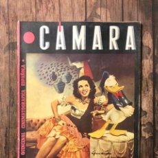 Cine: REVISTA CAMARA, NUMERO 65, SEPTIEMBRE DE 1945, ( TALLERES RIVADENEYRA ). Lote 243100350