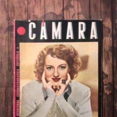 Cine: REVISTA CAMARA, NUMERO 54, ABRIL DE 1945, ( TALLERES RIVADENEYRA ). Lote 243100640