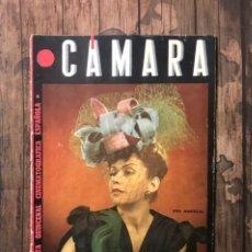 Cine: REVISTA CAMARA, NUMERO 42, OCTUBRE DE 1944, ( TALLERES RIVADENEYRA ). Lote 243102245