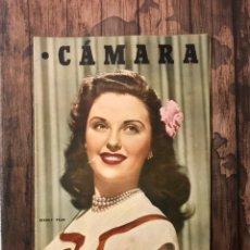 Cine: REVISTA CAMARA, NUMERO 113, SEPTIEMBRE DE 1947, ( TALLERES RIVADENEYRA ). Lote 243102305