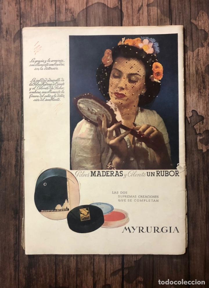 Cine: REVISTA CAMARA, NUMERO 66, OCTUBRE DE 1945, ( TALLERES RIVADENEYRA ) - Foto 3 - 243102730