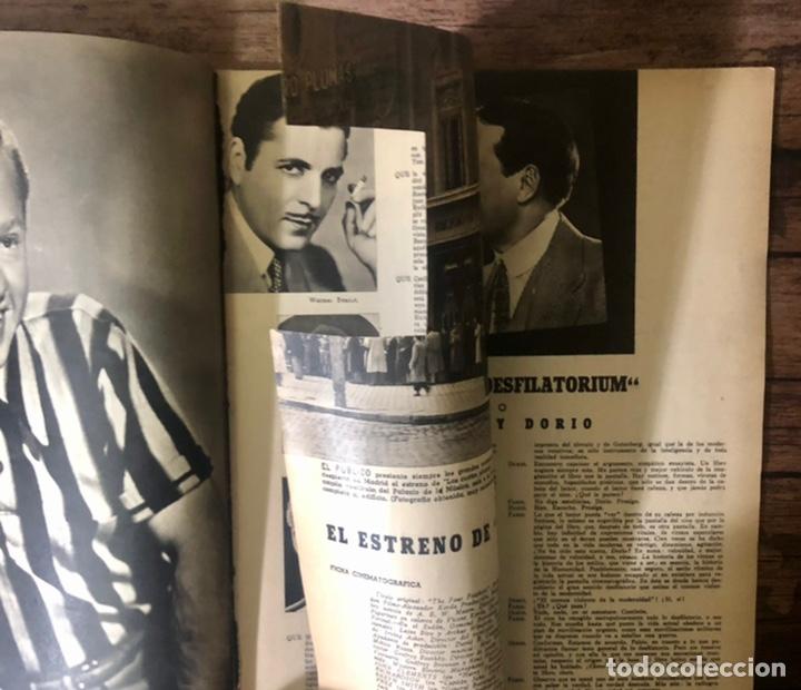 Cine: REVISTA CAMARA, NUMERO 32, MAYO DE 1944, ( TALLERES RIVADENEYRA ) - Foto 4 - 243102790