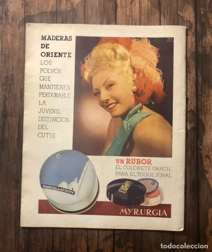 Cine: REVISTA CAMARA, NUMERO 82, JUNIO DE 1946, ( TALLERES RIVADENEYRA ) - Foto 3 - 243102890