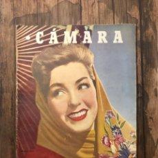 Cine: REVISTA CAMARA, NUMERO 82, JUNIO DE 1946, ( TALLERES RIVADENEYRA ). Lote 243102890