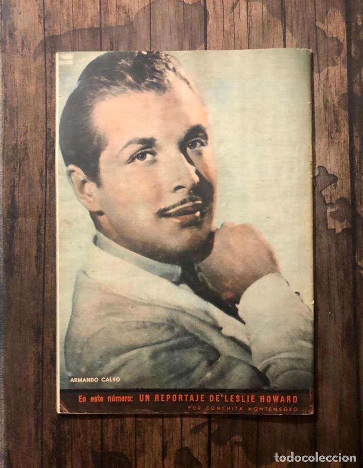 Cine: REVISTA CAMARA, NUMERO 22, JULIO DE 1943, ( TALLERES RIVADENEYRA ) - Foto 3 - 243102955