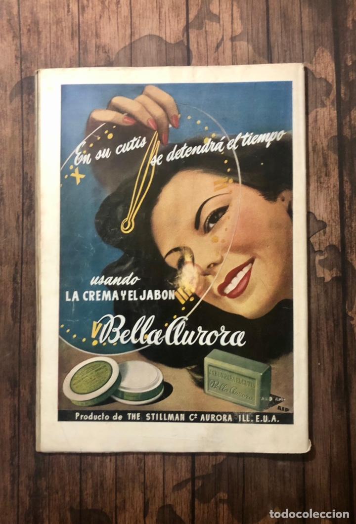 Cine: REVISTA CAMARA, NUMERO 173, MARZO DE 1950, ( TALLERES RIVADENEYRA ) - Foto 3 - 243103245