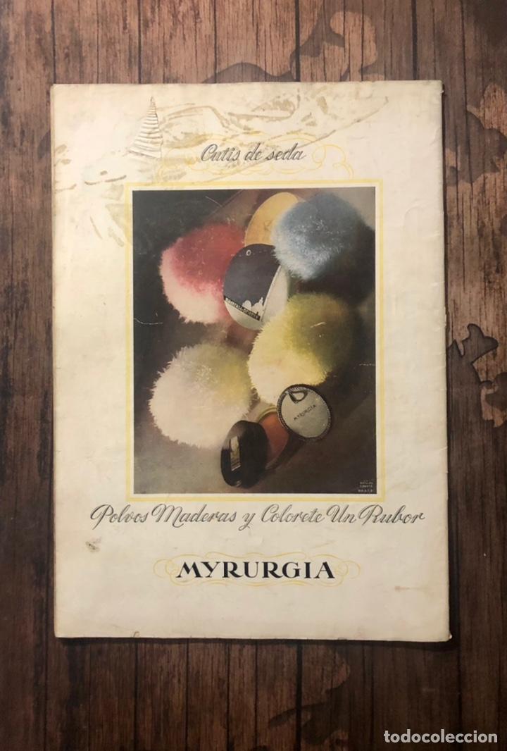 Cine: REVISTA CAMARA, NUMERO 100, MARZO DE 1947, ( TALLERES RIVADENEYRA ) - Foto 3 - 243103325
