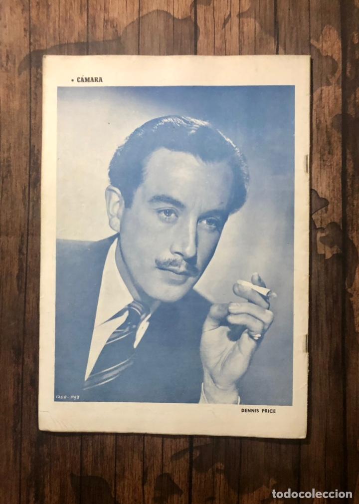 Cine: REVISTA CAMARA, NUMERO 115, OCTUBRE DE 1947, ( TALLERES RIVADENEYRA ) - Foto 3 - 243103600