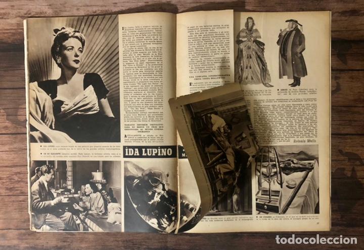 Cine: REVISTA CAMARA, NUMERO 49, ENERO DE 1945, ( TALLERES RIVADENEYRA ) - Foto 4 - 243103675