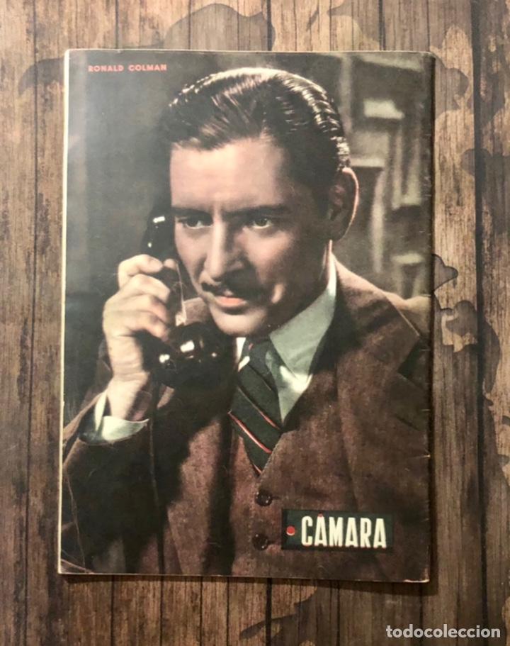 Cine: REVISTA CAMARA, NUMERO 14, ( TALLERES RIVADENEYRA ) - Foto 3 - 243103685