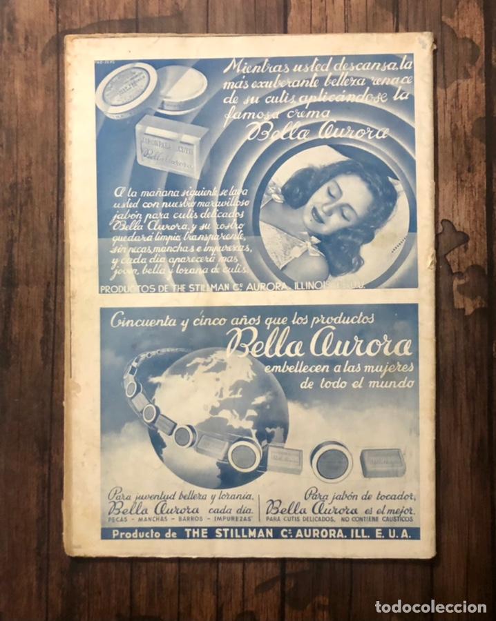 Cine: REVISTA CAMARA, NUMERO 157, JULIO DE 1949, ( TALLERES RIVADENEYRA ) - Foto 3 - 243103715