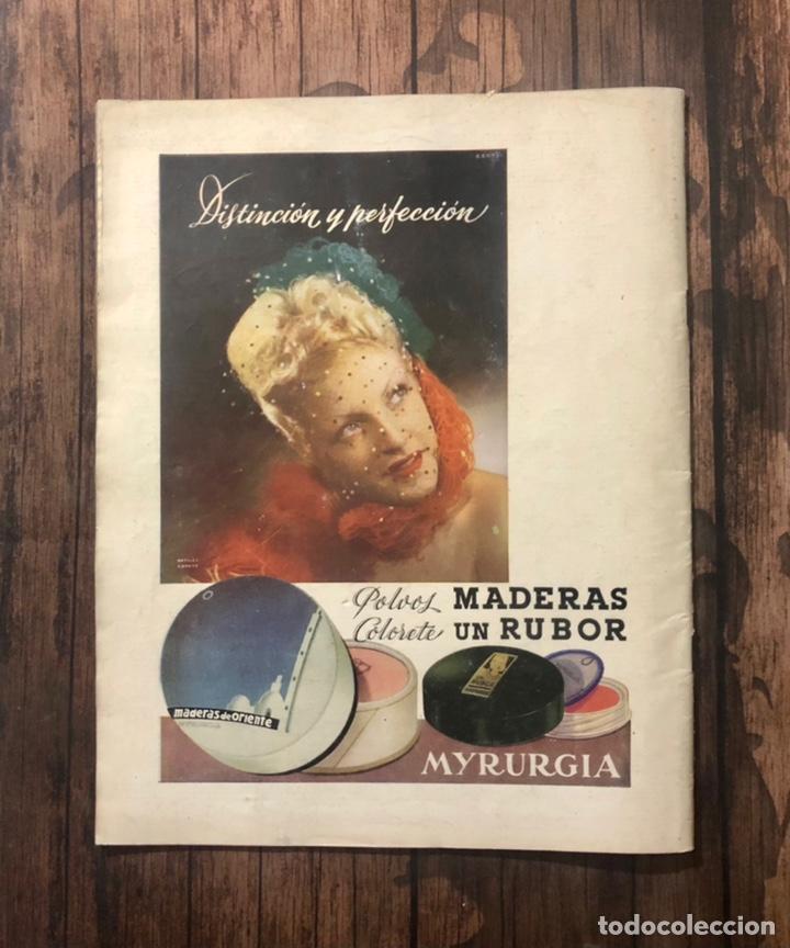 Cine: REVISTA CAMARA, NUMERO 84, JULIO DE 1946, ( TALLERES RIVADENEYRA ) - Foto 3 - 243103880