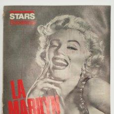 Cine: STARS FOTOGRAMAS LA MARILYN DE FOTOGRAMAS 32 PAGINAS 1987. Lote 243834885