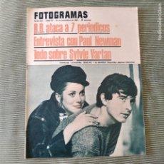 Cine: FOTOGRAMAS: NUMERO 892 - 19 NOVIEMBRE 1965 / CATHERINE DENEUVE. Lote 243845560
