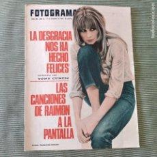 Cine: FOTOGRAMAS: NUMERO 895 - 14 DICIEMBRE 1965 / FRANCOISE DORLEAC. Lote 243848120