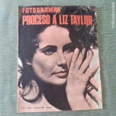 Cine: FOTOGRAMAS: NUMERO 917 - 13 MAYO 1966 / LIZ TAYLOR. Lote 243850905
